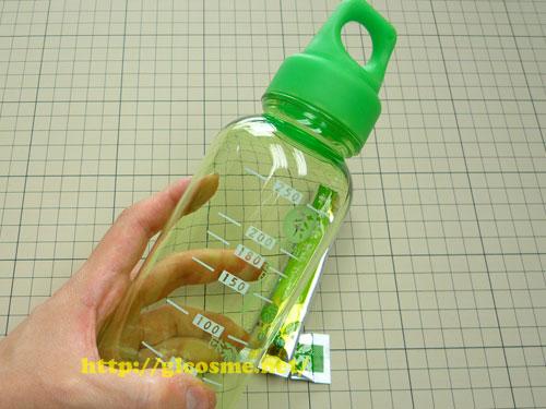 お茶村の桑抹茶青汁専用ボトル
