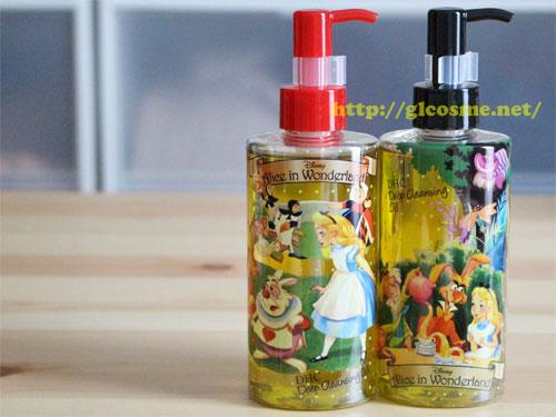 可愛いDHCのクレンジングオイルのボトルを繰り返し使う